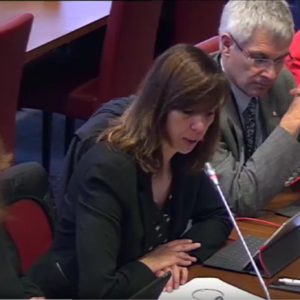Ma question à Claire Compagnon, future présidente de l'Office national d'indemnisation des accidents médicaux, des affections iatrogènes et des infections nosocomiales (ONIAM)